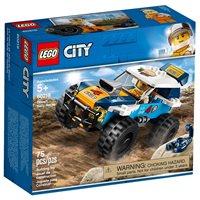 LEGO 60218, City, Desert Rally Racer, pustinjski reli-trkač