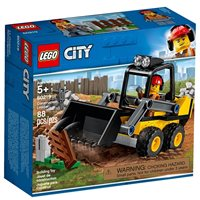 LEGO 60219, City, Construction Loader, građevinski utovarivač