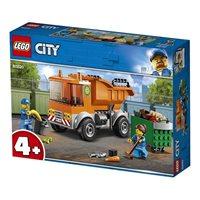 LEGO 60220, City, Garbage Truck, smetlarski kamion