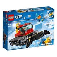LEGO 60222, City, Snow Groomer, ratrak