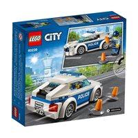 LEGO 60239, City, Police Patrol Car, policijski patrolni automobil