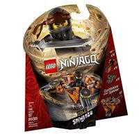 LEGO 70662, Ninjago, Spinjitzu Cole
