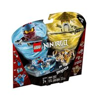 LEGO 70663, Ninjago, Spinjitzu Nya i Wu