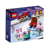 LEGO 70822, The Lego Movie 2, Unikitty's Sweetest Friends EVER, najslađi prijatelji ikada