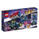 LEGO 70826, The Lego Movie 2, Rex's Rex-treme Offroader