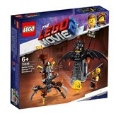 LEGO 70836, The Lego Movie 2, Battle-Ready Batman and MetalBeard, Za bitku spremni Batman i Željeznobradi
