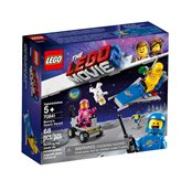 LEGO 70841, The Lego Movie 2, Benny's Space Squad, Bennijeva svemirska družina