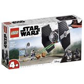LEGO 75237, Star Wars, TIE Fighter Attack, napad Tie letjelice