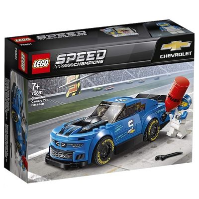 LEGO 75891, Speed Champions, Chevrolet Camaro ZL1 Race Car
