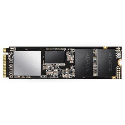 SSD 256.0 GB ADATA SX8200 ASX8200PNP-512GT-C, PCIe NVMe, M.2, 2280, maks do 3500/3000 MB/s