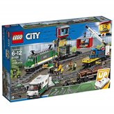 LEGO 60198, City, Cargo Train, teretni vlak
