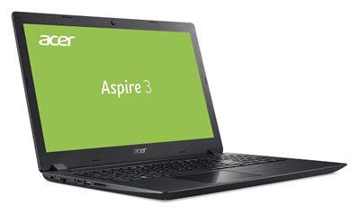 "Prijenosno računalo ACER Aspire 3 NX.H9EEX.006 / Core i3 7020U, 4GB, 256GB SSD, HD Graphics, 15.6"" FHD, Linux, crno"