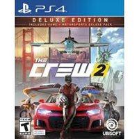Igra za SONY PlayStation 4, The Crew 2 Deluxe Edition