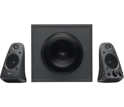 Zvučnici LOGITECH Z625, 2.1, 400W, crni