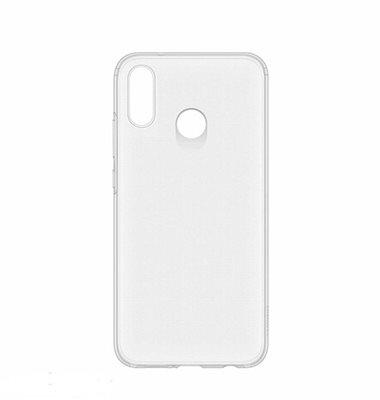 Cover HUAWEI TPU, za HUAWEI P20 Lite, silikonski, prozirni
