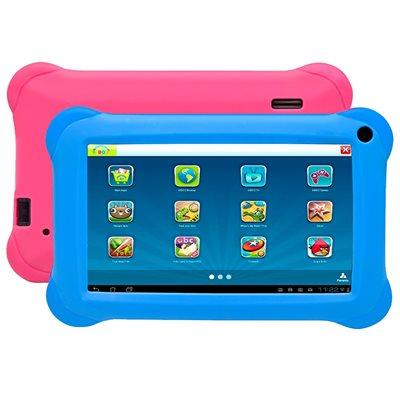 "Dječji tablet DENVER, TAQ-90073KBLUEPINK, 9"", QuadCore 1.2 GHz, 1GB, 16GB Flash, microSD, WiFi, kamera, Android 8.1GO"