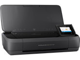 Multifunkcijski uređaj HP OfficeJet 252, N4L16C, printer/scanner/copy, 4800dpi, Ink Advantage, prijenosni, USB, WiFi