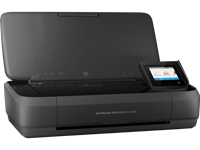 Multifunkcijski uređaj HP OfficeJet 252, N4L16C, printer/scanner/copy, 4800dpi, Ink Advantage, prijenosni, USB, WiFi