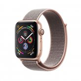Pametni sat APPLE Watch Series 4 GPS, 40mm, zlatni, roza sportska narukvica