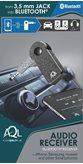Adapter AQL Bluetooth Audio Receiver, 3.5mm (M) na Bluetooth, crni
