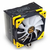Cooler SCYTHE Kotetsu Mark II TUF Gaming Alliance, s. 775/1150/1151/1155/1156/1366/2011-V3/2066/AM4/AM3+/AM2+/FM2+/FM1