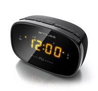 Radio budilica MUSE  M-150 CR, 20Fm stanica, dvostruki alarm