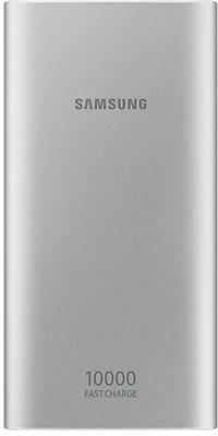 Mobilni USB punjač SAMSUNG, 10000 mAh, MicroUSB, srebrni
