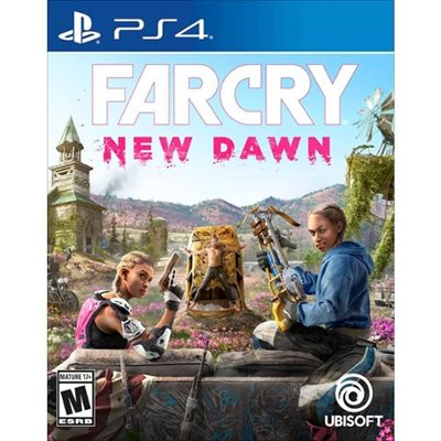 Igra za SONY PlayStation 4, Far Cry 5 + Far Cry New Dawn