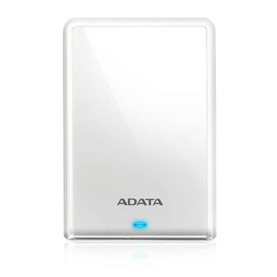 """Tvrdi disk vanjski 1000GB ADATA Classic HV620S, AHV620S-1TU3-CWH/1TU31, 2.5"""", USB 3.1, bijeli"""