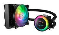 Vodeno hlađenje COOLERMASTER MasterLiquid ML120R RGB, socket 2066/2011-v3/2011/1151/1150/1155/1156/1366/775/AM4/AM3+/AM3/AM2+/AM2/FM2+/FM2/FM1