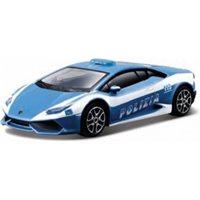 Igračka BBURAGO, Lamborghini huracan LP 610-4, policijski, 1:43