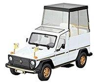 Igračka BBURAGO, Mercedes-Benz 230 GE, Papamobil