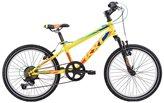 """Dječji bicikl FRERA Kigan, Shimano Tourney, kotači 24"""", žuti"""