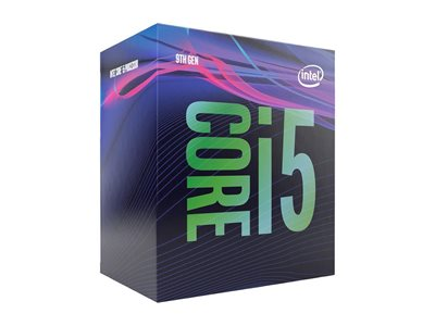 Procesor INTEL Core i5 9400F BOX, s. 1151, 2.9GHz, 9MB cache, HexaCore
