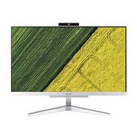 "Računalo AiO Acer Aspire C22-865 DQ.BBREX.002 / Dual Core i3 8130U, 4GB, 1000GB, HD Graphics, 21.5"", tipkovnica, miš, Linux, srebrno"