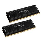 Memorija PC-24000, 8 GB, KINGSTON HX430C15PB3K2/8 XMP HyperX Predator, DDR4 3000MHz, kit 2x4GB