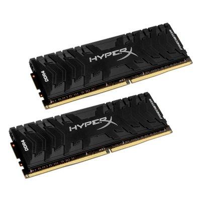 Memorija PC-24000, 8 GB, KINGSTON HX430C15PB3K2/8 XMP HyperX Predator, DDR4 3000MHz, kit 2x4GB