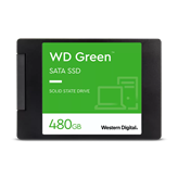 """SSD 480.0 GB WESTERN DIGITAL Green, WDS480G2G0A, SATA 3, 2.5"""", 545/460 MB/s"""