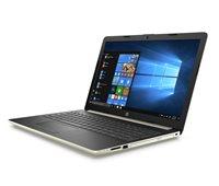 "Prijenosno računalo HP 15 4PP13EA / Core i5 8250U, DVDRW, 8GB, 1000GB + 128GB SSD, HD Graphics, 15.6"" LED FHD, DOS, zlatno"