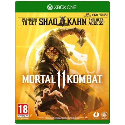 Igra za MICROSOFT XBOX One, Mortal Kombat 11 - Preorder