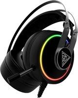 Slušalice GAMDIAS HEBE P1A RGB, GAMING, USB, crne