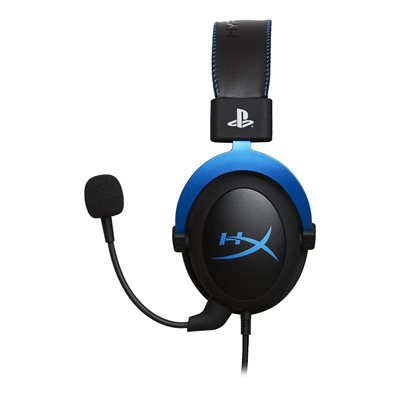 Slušalice HyperX Cloud Blue Gaming za PS4, HX-HSCLS-BL/EM, crno-plave