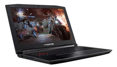 "Prijenosno računalo ACER Predator Helios 300 NH.Q3HEX.023 / Core i5 8300H, 8GB, 1000GB + 256GB SSD, GeForce GTX 1050Ti 4GB, 15,6"" IPS FHD, Linux, crno"