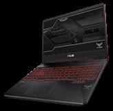 "Prijenosno računalo ASUS FX505GE-AL382 / Core i7 8750H, 16GB, 512GB SSD, GeForce GTX 1050Ti 4GB, 15.6"" LED FHD, FreeDOS, crno"