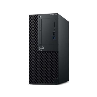 Računalo DELL Optiplex 3060 MT / Core i3 8100, DVDRW, 4GB, 256GB SSD, HD Graphics, Windows 10 Pro