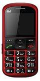 Mobitel MEANIT Senior III, crveni