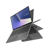 "Prijenosno računalo ASUS ZenBook Flip 15 UX562FD-EZ055R / Core i5 8265U, 12GB, 512GB SSD, GeForce GTX 1050, 15.6"" FHD Touch, Windows 10 Pro, sivo"