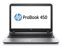 "Prijenosno računalo HP Probook 450 W4P64EA / Core i5 6200U, DVDRW, 4GB, 500GB, HD Graphics, 15.6"" LED HD, DOS, crno"