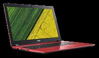 "Prijenosno računalo ACER Aspire 3 NX.HAEEX.001 / Core i3 7020U, 8GB, 512GB SSD, HD Graphics, 15.6"" HD, Linux, crveno"
