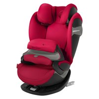 Autosjedalica CYBEX Pallas S-Fix, grupa 1/2/3, 9-36kg., crveno/siva